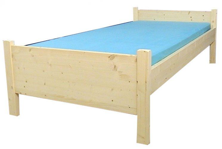 Houten Bed - Jacoba