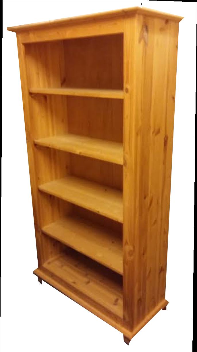 Boekenkasten - Luxe (60-276cm Breed - 65-231cm Hoog)
