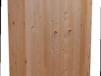 2-deurs kastenserie Ameland (112 cm breed, 161 - 228 cm hoog)