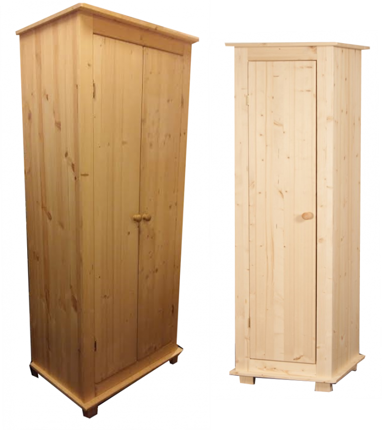 Aanbiedingskasten Stunter 50-80cm breed 185cm hoog