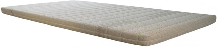 Traagschuim Topper - Organic Cotton (Best getest)